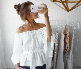Off-The-Shoulder Chi..